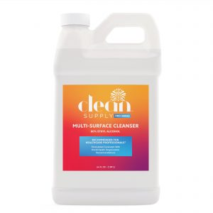 Clean Supply Multi-Surface Cleanser Half Gallon Front